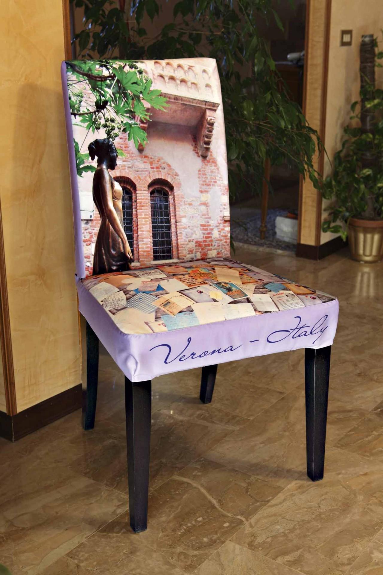 La tua immagine stampata sedie veneto produzione sedie for Sedie design verona