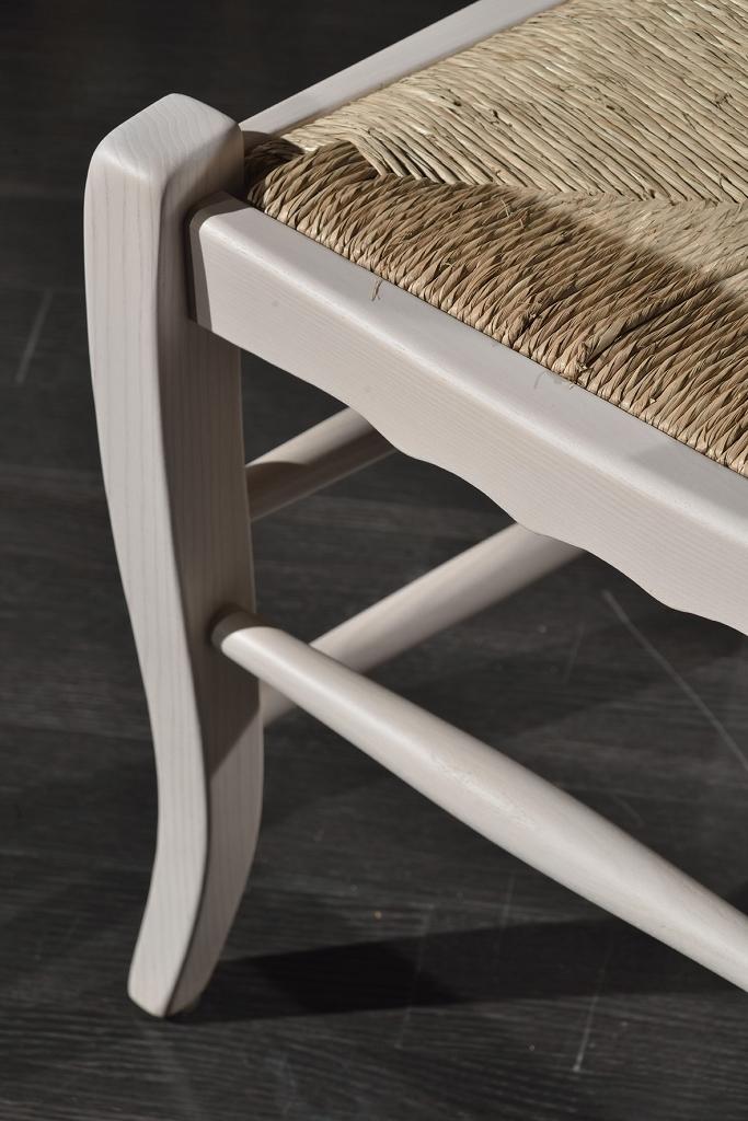 Matrimonio Rustico Veneto : Art s sedia montanara con fondino paglia sedie