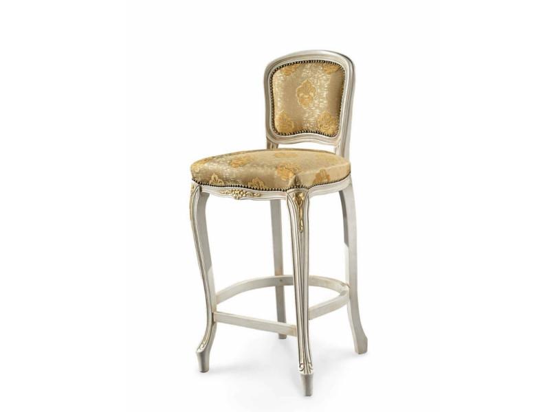 Copia art. 101sg b sgabello bar fiorino liscio veneto chairs