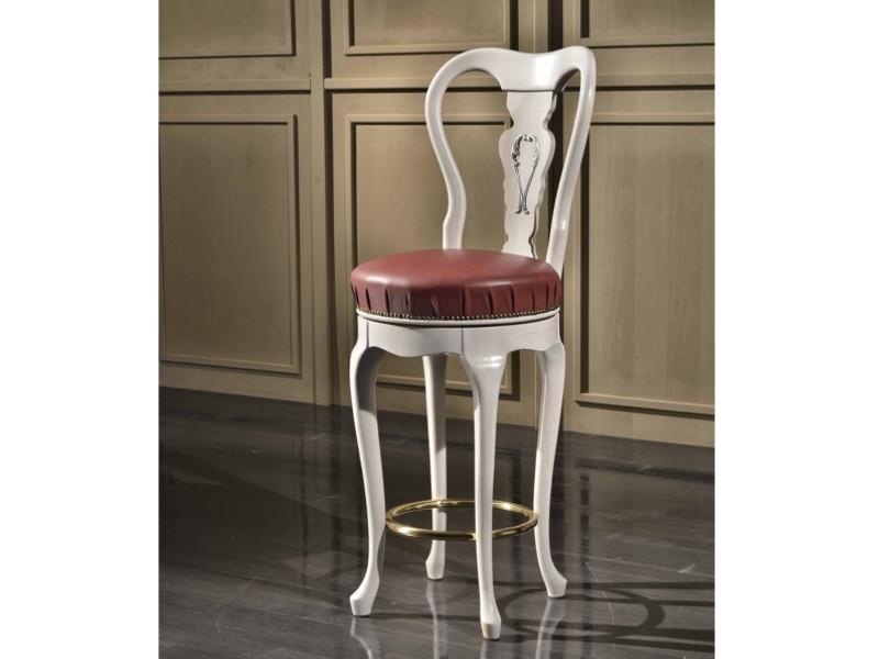 Art. 293sg b sgabello bar girevole cipendal con decoro sedie