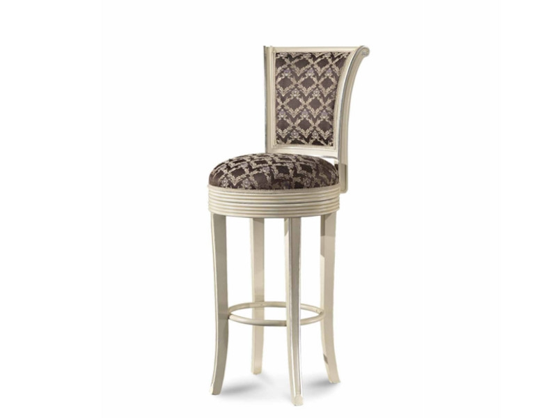 Copia art. 296sg b sgabello bar girevole isabel veneto chairs