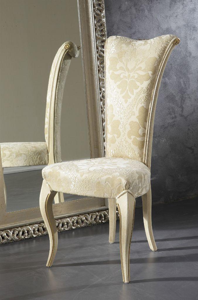 67s sedia venere a sciabola veneto chairs production for Sedie barocche