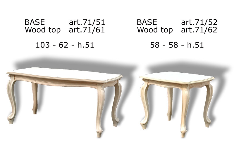 Modello 71 wivona veneto chairs production chairs sofa for Table induction 71 x 52