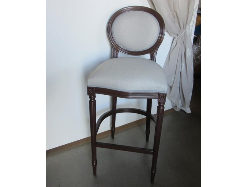 Art. 90sg b sgabello bar luigi xvi veneto chairs production