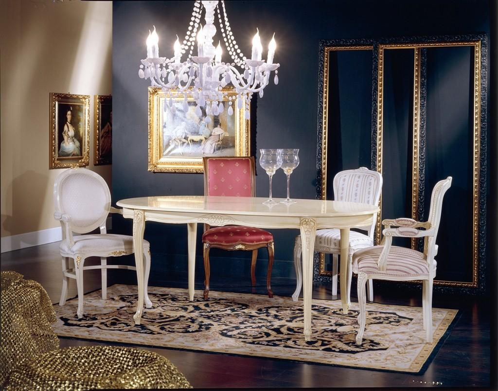 Sedie  poltrone e divani Luigi XV