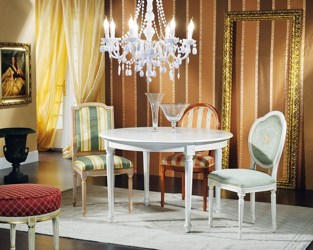 Sedie poltrone e divani Luigi XVI