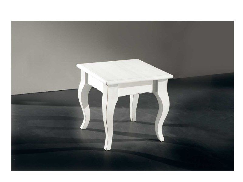 1320TAV Tavolino Deco' a sciabola mis. da 40x40