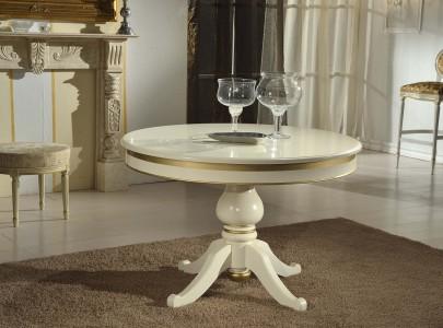 art. 850T tavolo con gambone centrale