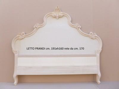 Testata letto prandi 191x160