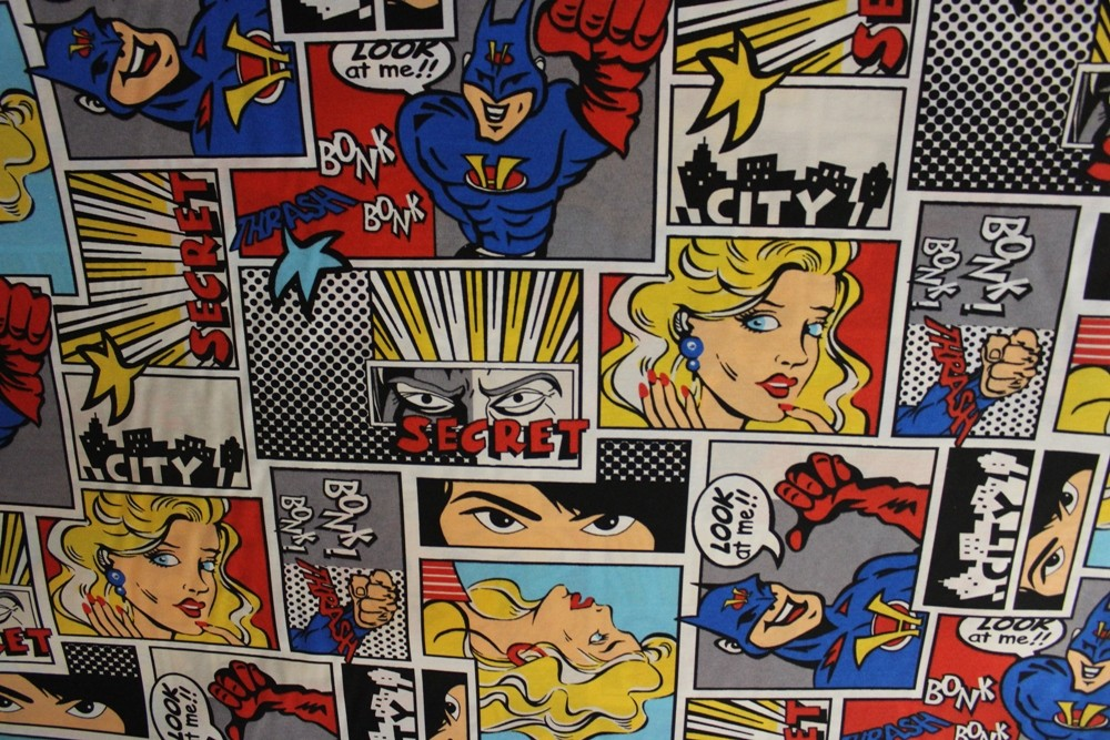 Mx printed dis. comics