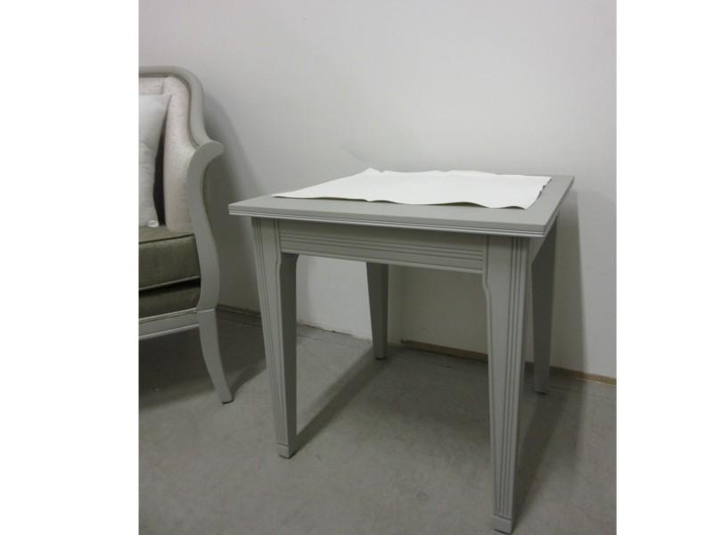 art.650TAV Tavolino 60x60 rigato