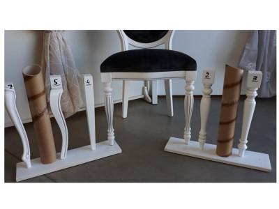 Varianti gambe sedia Napoleone